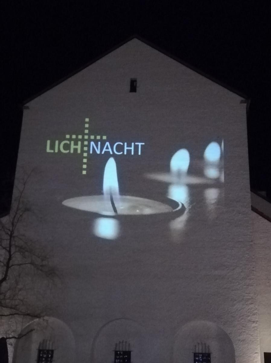 Lichtnacht 2019 St. Maria Starnberg