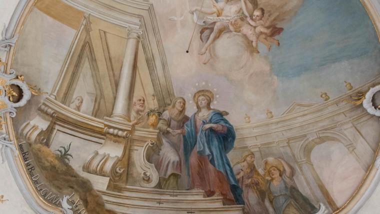 "Patrozinium ""Mariae Heimsuchung"" der Pfarrkirche Perchting"