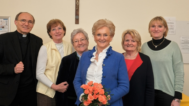 Neuwahlen beim Söckinger Frauenbund