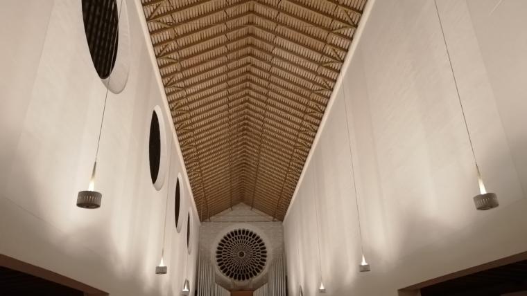 Pfarrkirche St. Ulrich erstrahlt in neuem Licht – Festgottesdienst an Allerheiligen mit Abt Notker Wolf