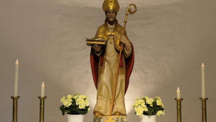 Feierlicher Gottesdienst in Söcking zum Patrozinium St. Ulrich