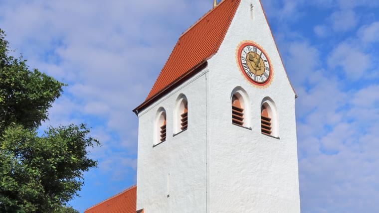 Wiedereröffnung der Kirche St. Michael in Hanfeld