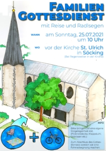 Familiengottesdienst mit den Uli-Mini-Singers @ St. Ulrich, Söcking